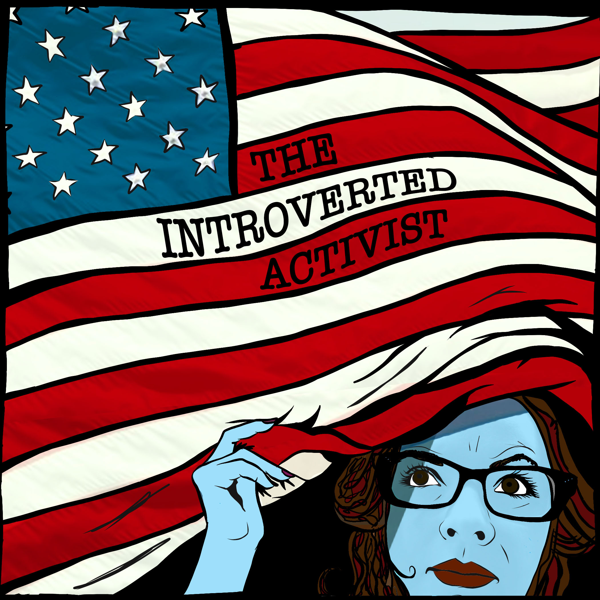 "THE INTROVERTED ACTIVIST - When you care about ""the people,"" but don't want to deal with any actual people."