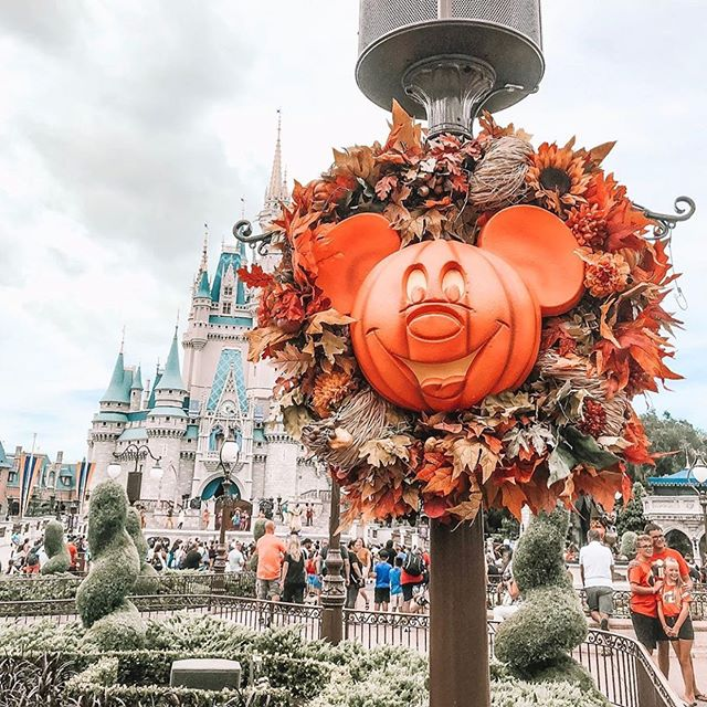 Who has plans to visit Disney during the spookiest time of the year?! 🎃👻 briannastravel.com