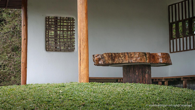 Garden Table. . . . .