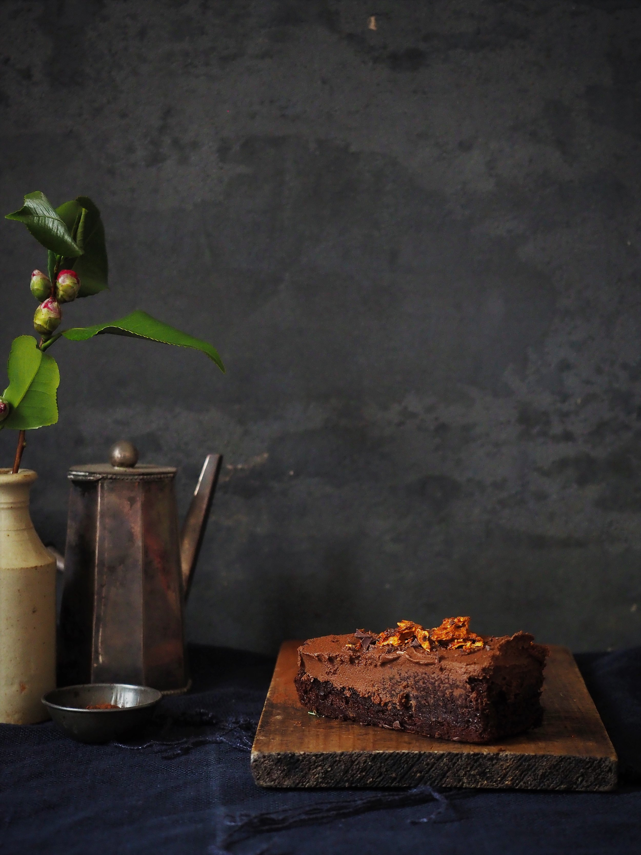 Cake credit Emma Knowles / Styling me and Megan Morton / Pic me