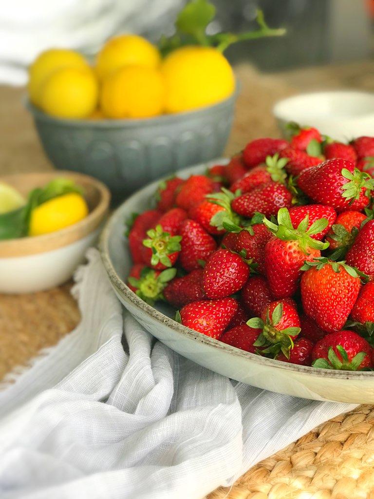 West Australian Strawberries