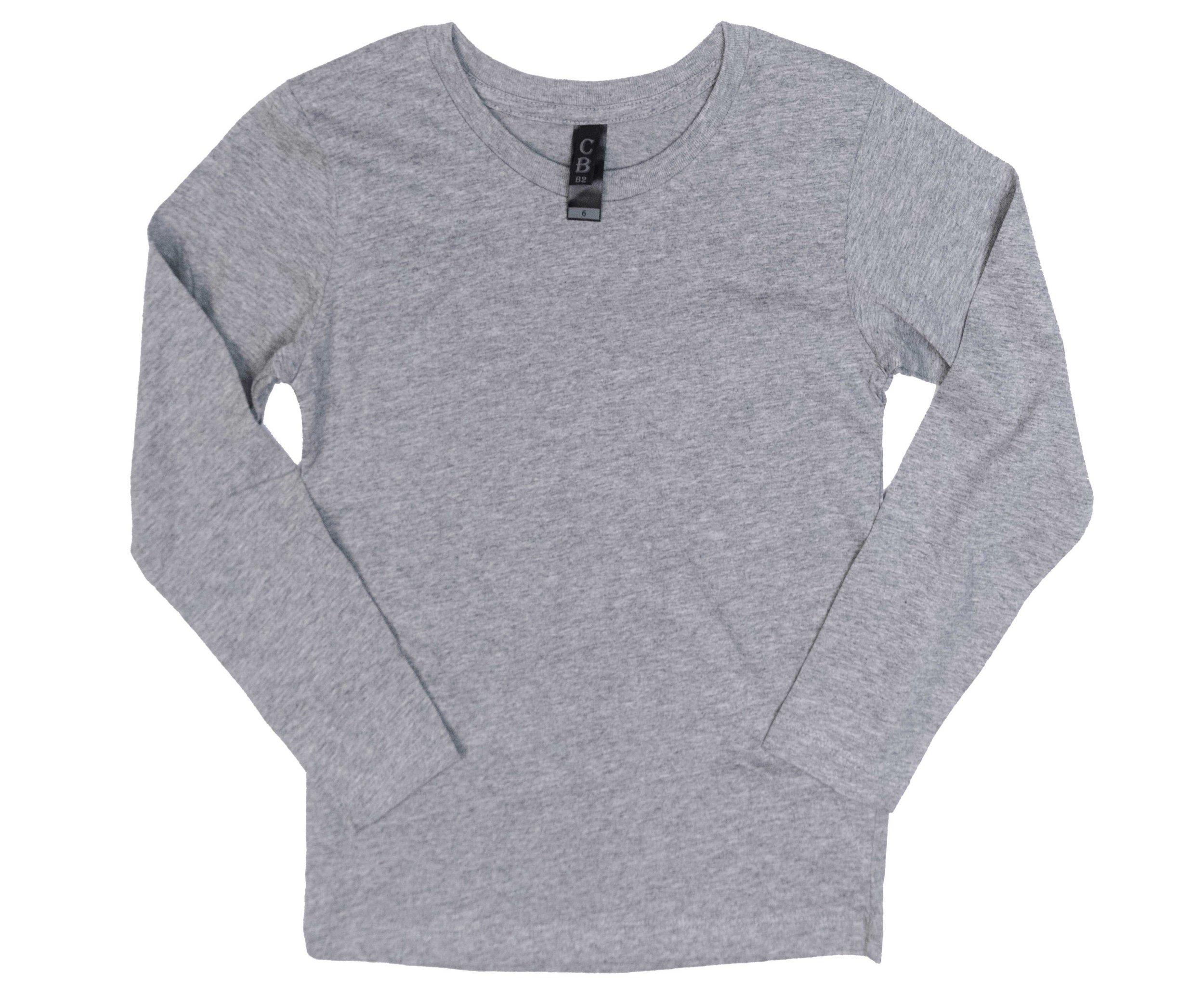 B2 - Children's Long Sleeve T-shirt