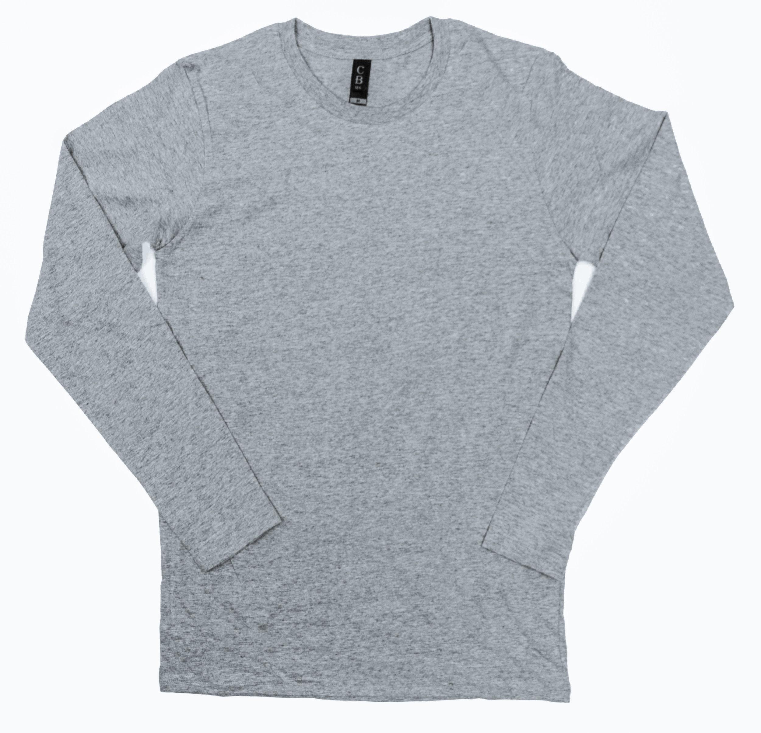 M4 - Mens Long Sleeve Tshirt (no cuffs)