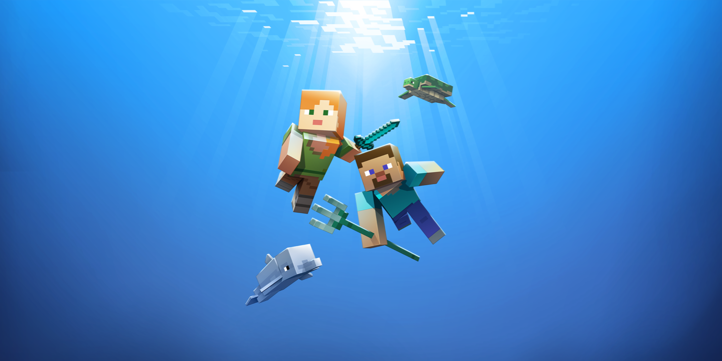 Minecraft Promo - Aquatic.png