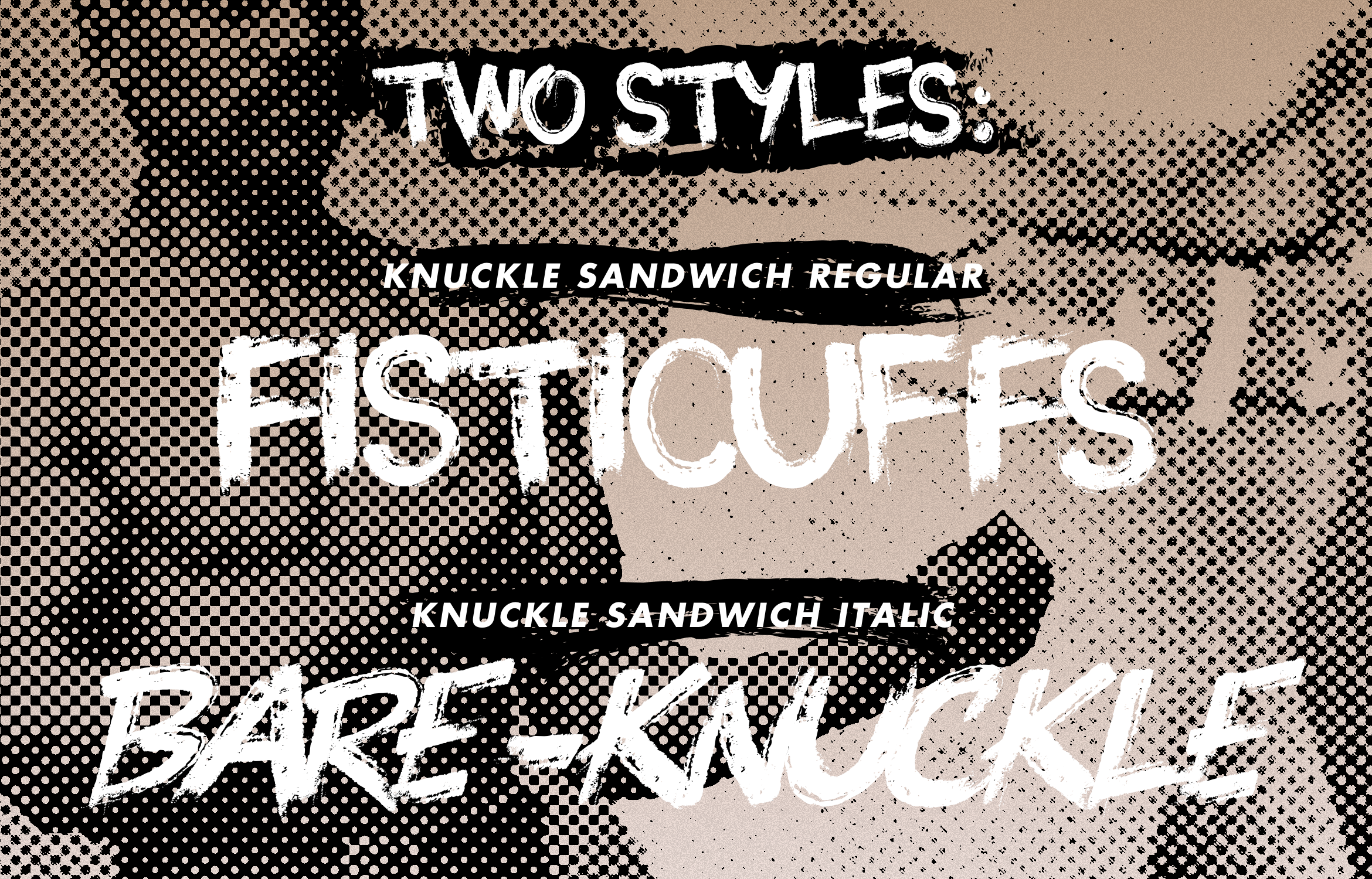 Knuckle Sandwich - Promo 3.png