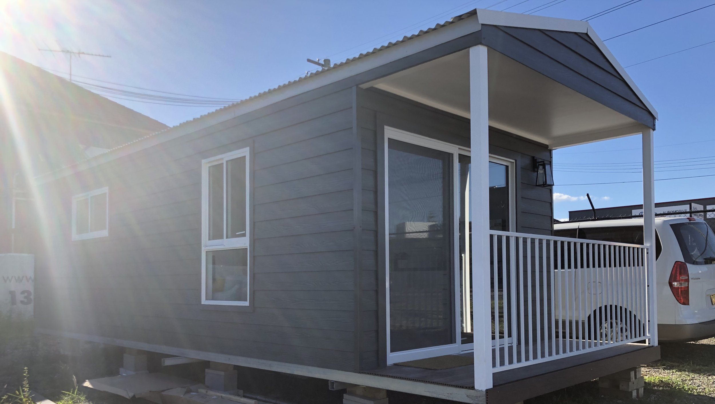 Gladesville Display - Self Contained Unit