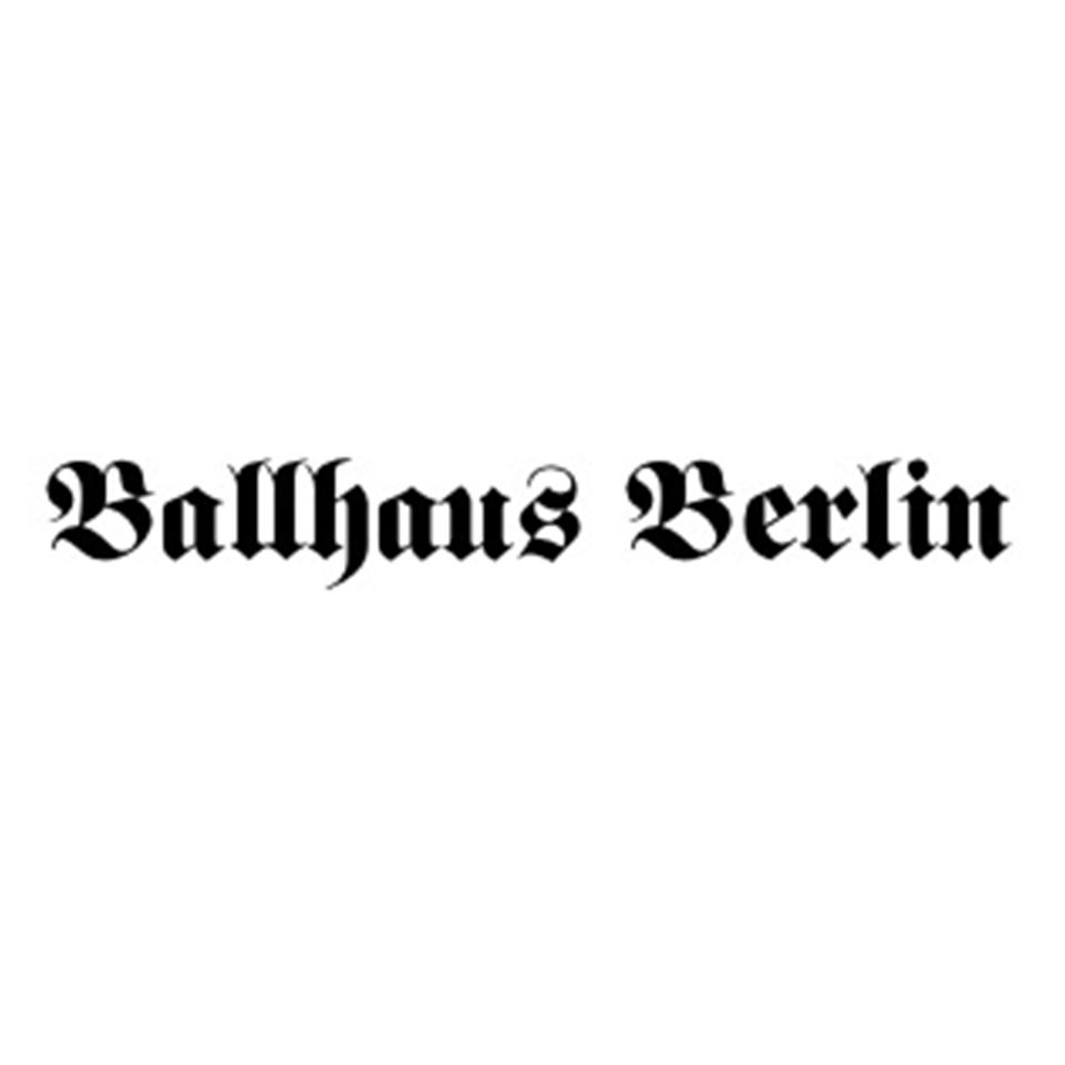 Ballhaus BerlinChausseestraße 102View Map -