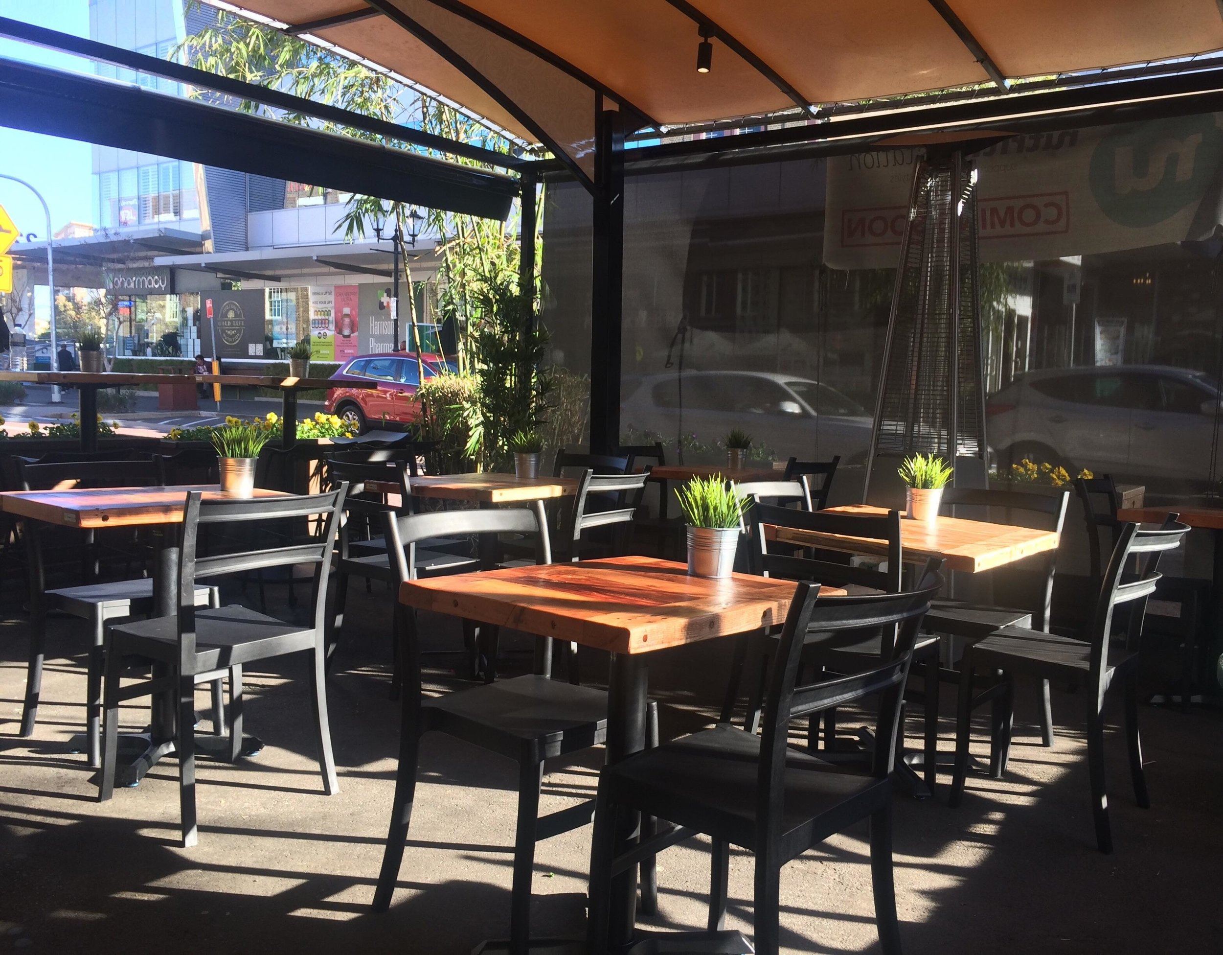 NU HEALTHY CAFE STRATHFIELD -
