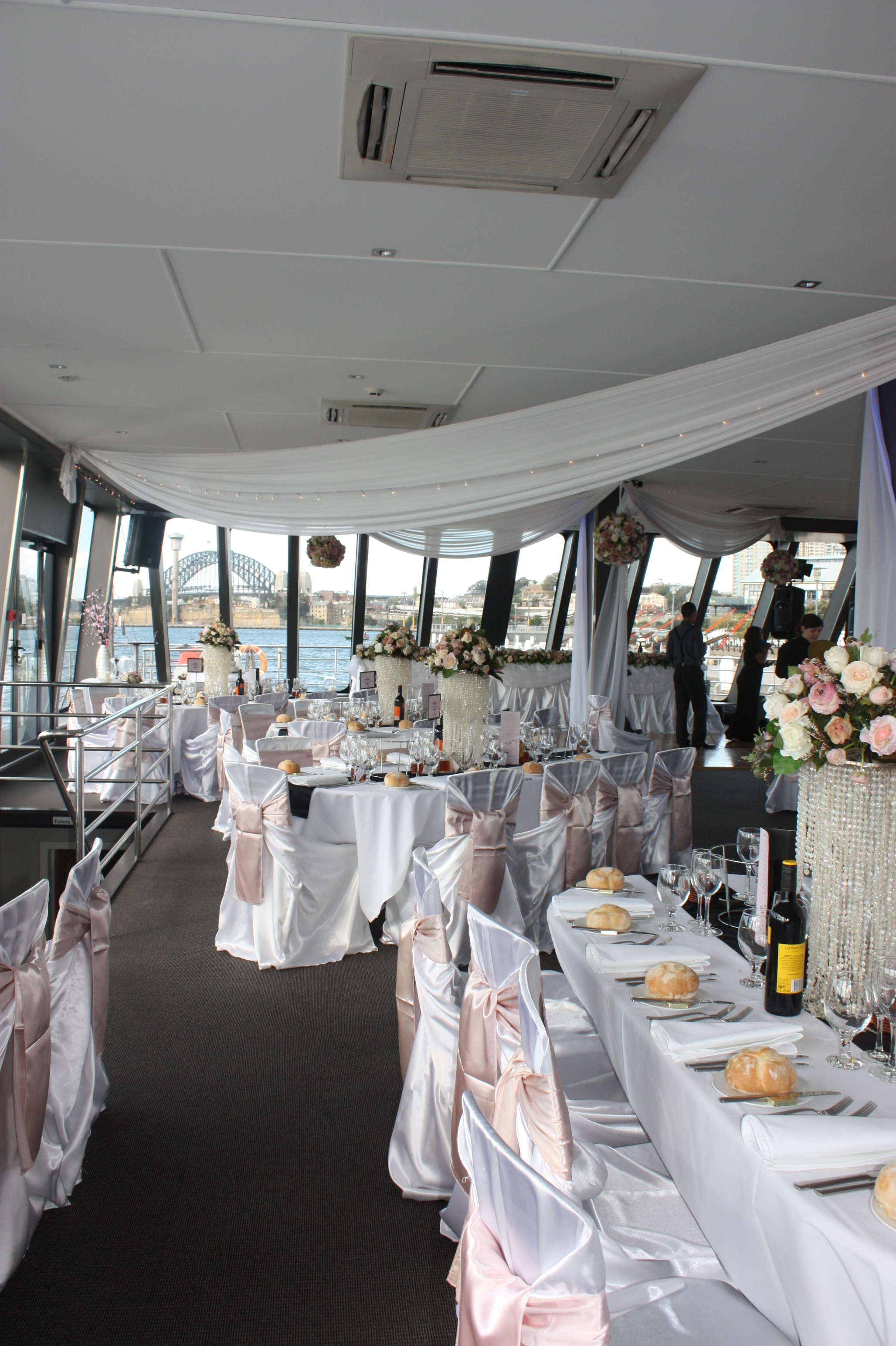 BOAT RECEPTION VENUE -