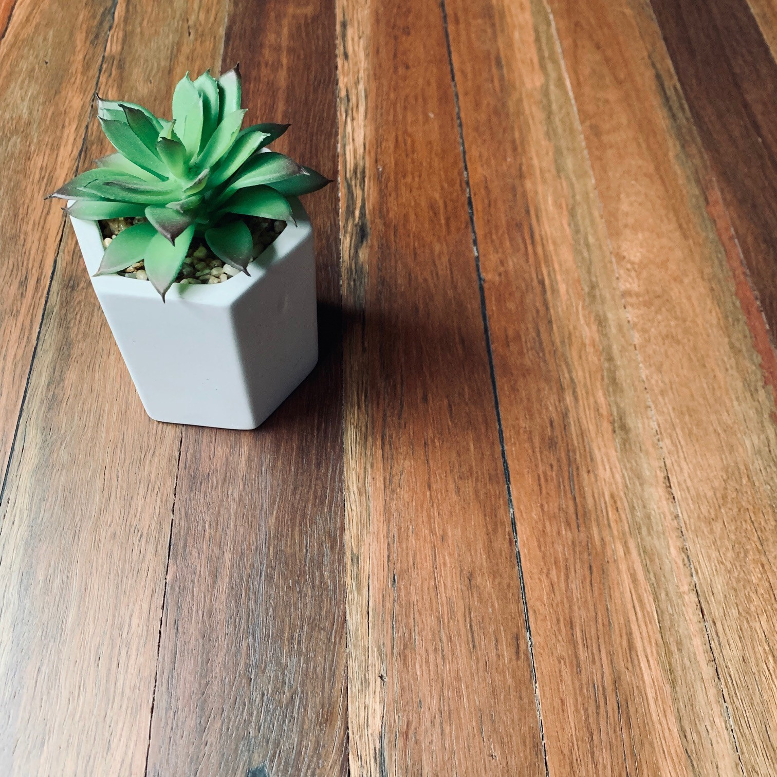 Recycled Hardwood
