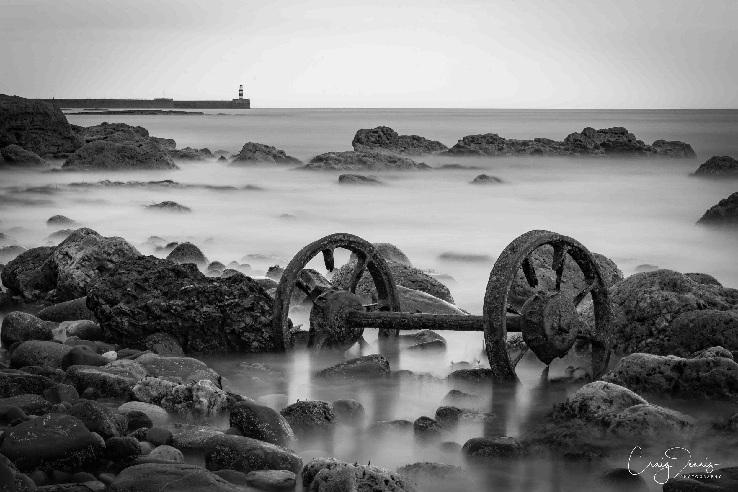Wheels - Chemical Beach - Seaham