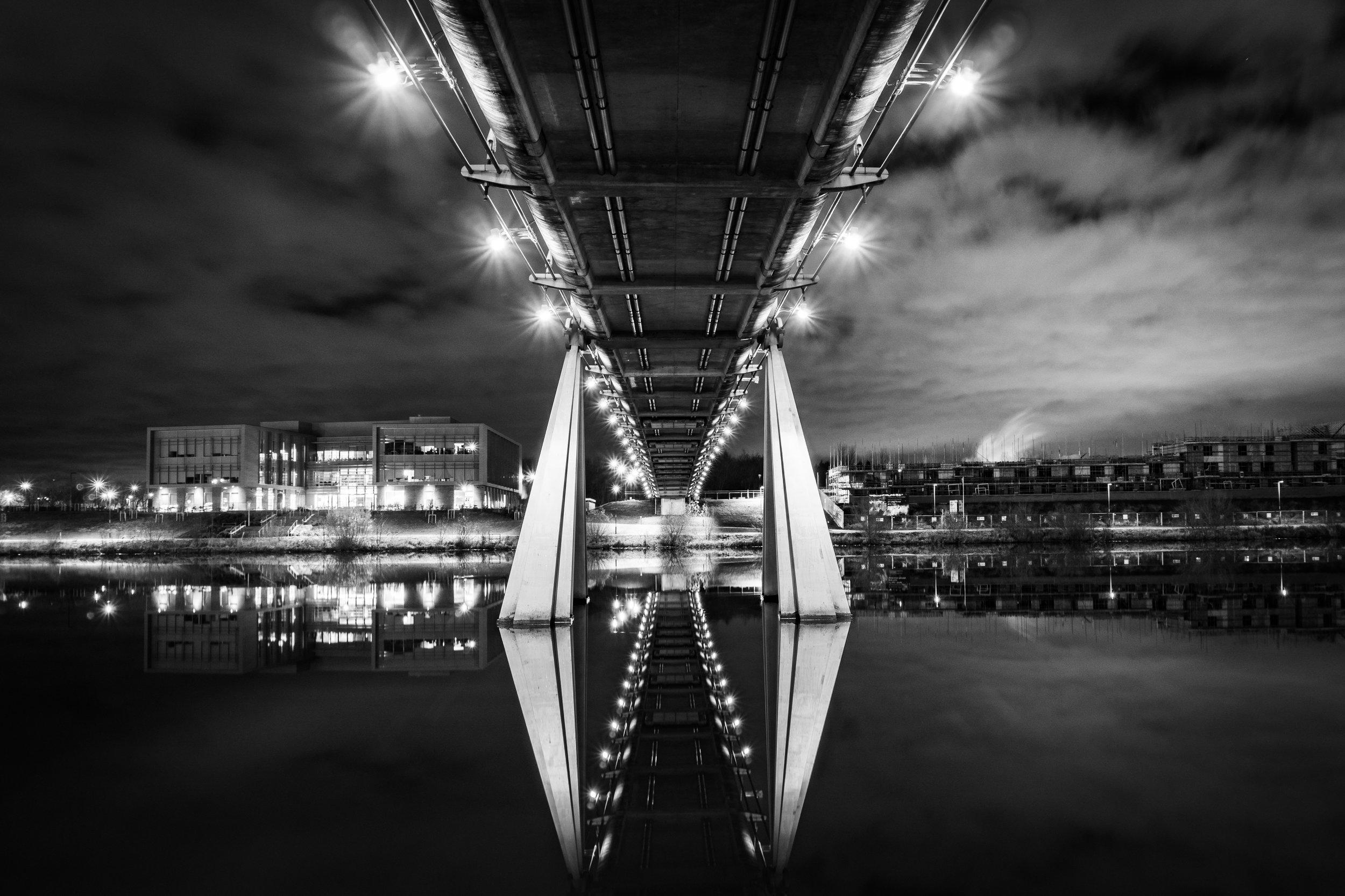 Infinity Bridge-Stockton-on-Tees