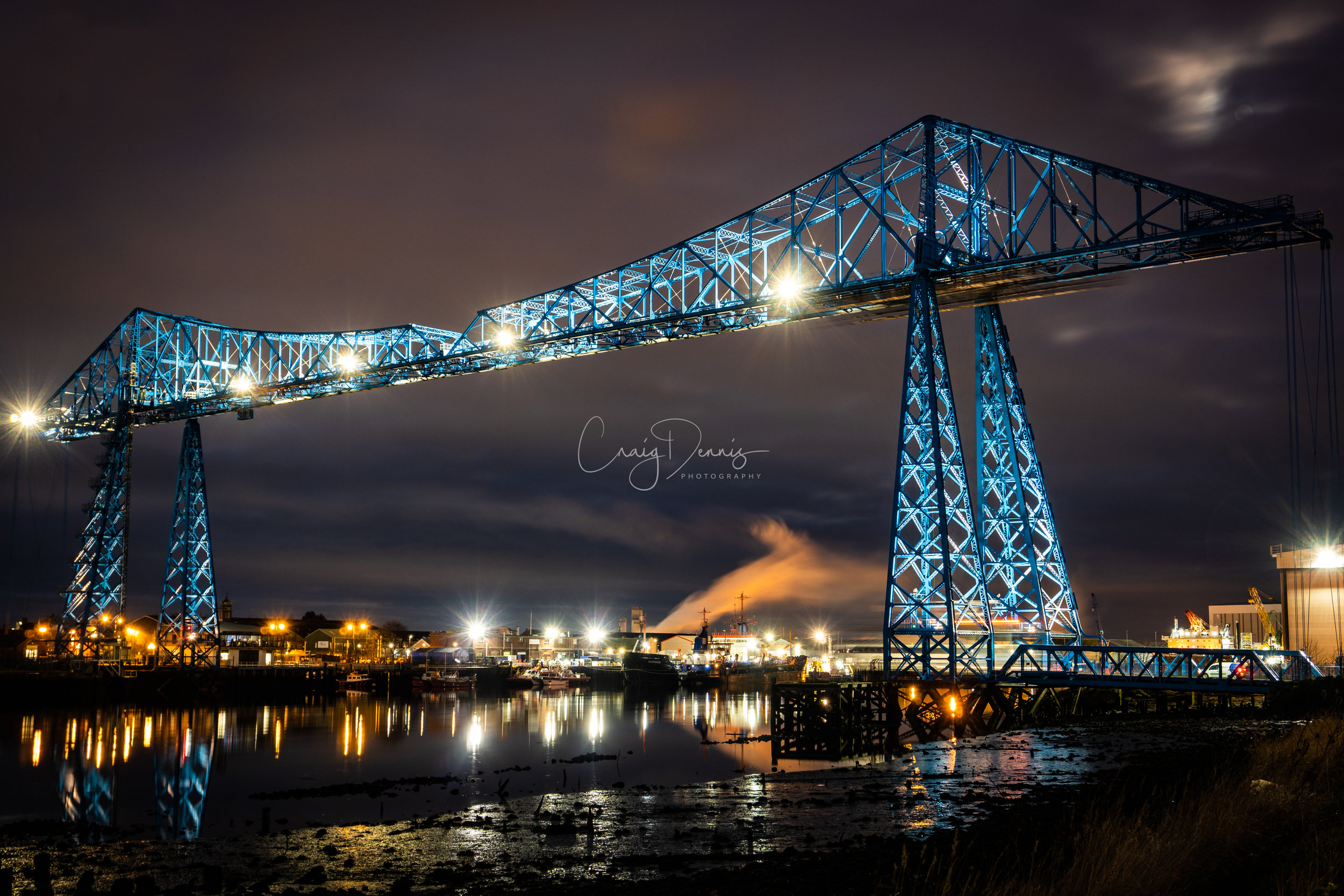 Transporter Bridge - Middlesbrough