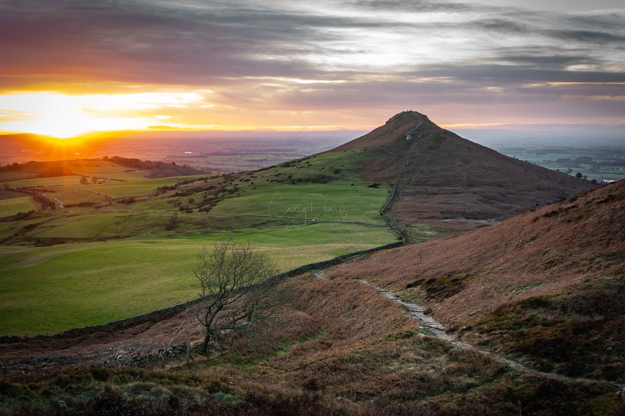 Roseberry Topping - North Yorkshire