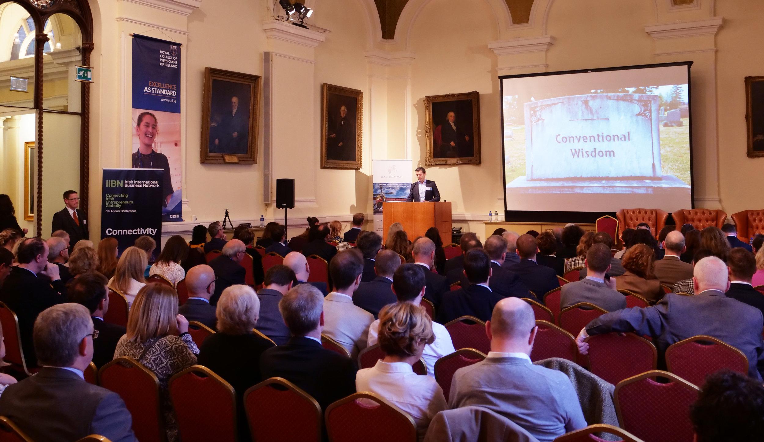 4. John Stapleton Entrepreneurs Conference 1.jpg