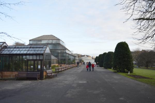 The Glasgow Botanic Gardens