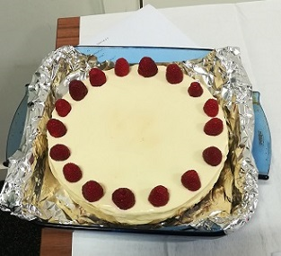 Photo from the great PGR Bake-Off 2017!