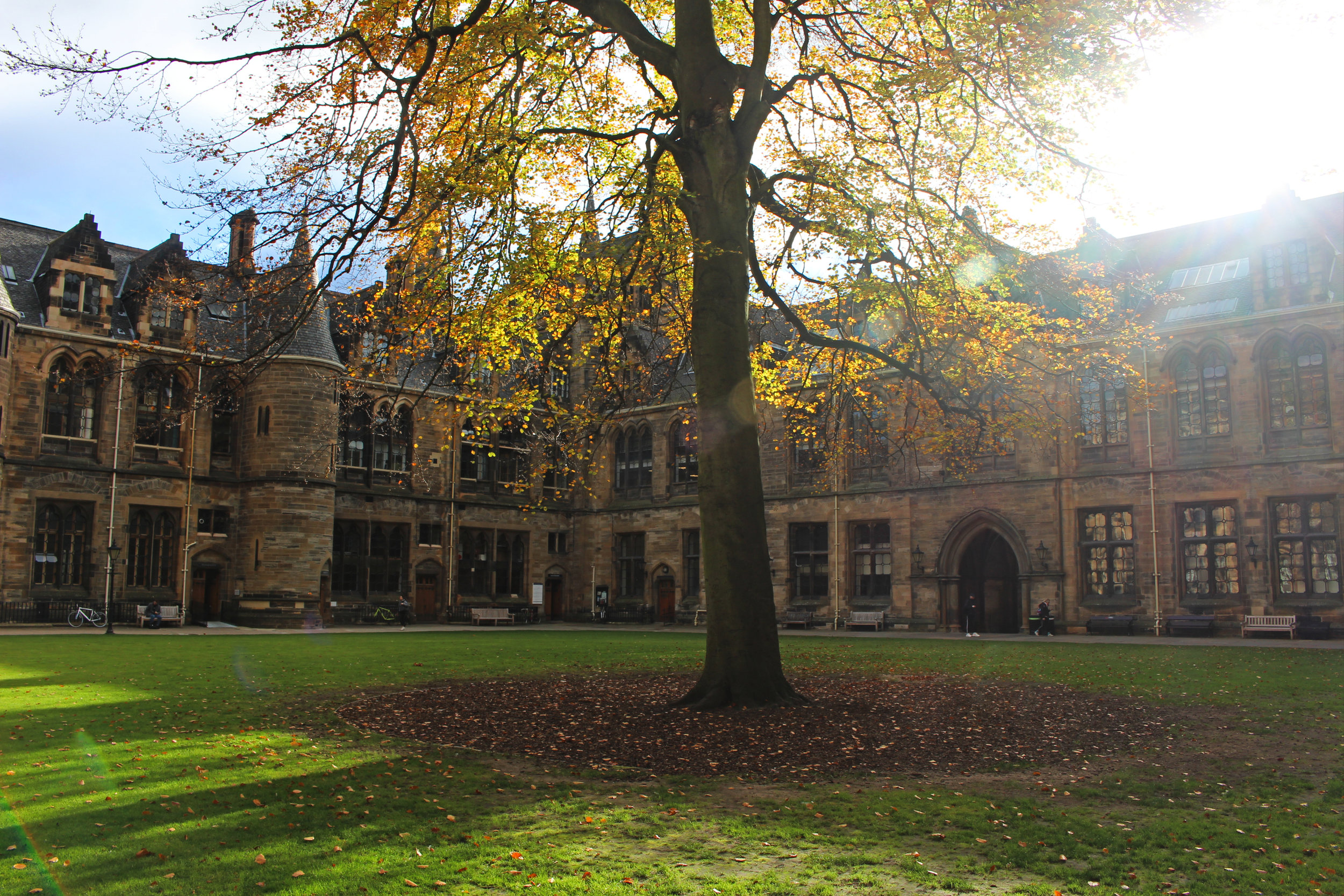 The East Quadrangle.