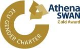 Athena Swan Gold Award logo