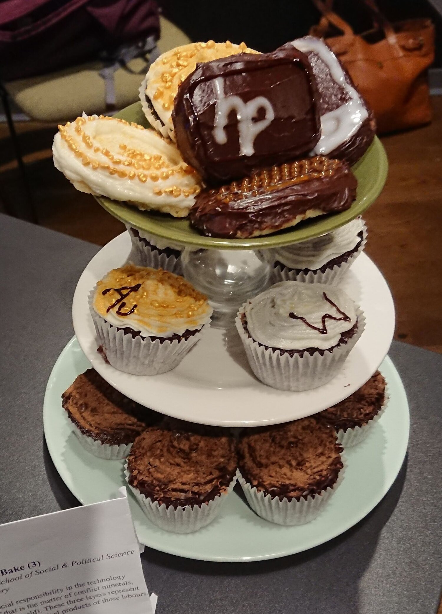 3TG Cupcakes