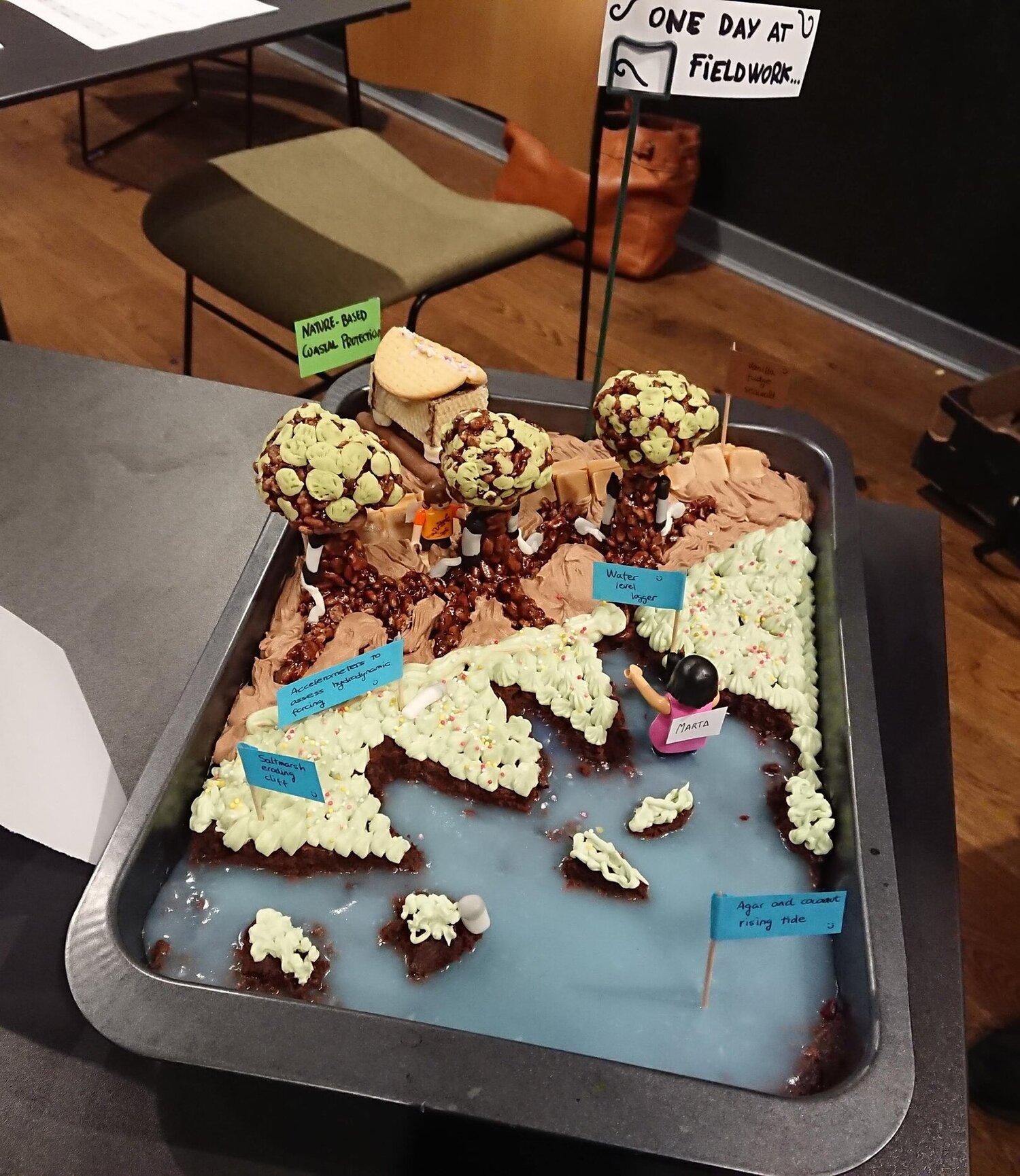 One Day at Fieldwork Bake