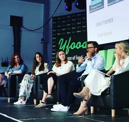 🌟WHAT THE GUT?🌟 . Huge thanks to @yfood_ for providing an incredible platform for those in the food industry! .  It was a pleasure being on the panel with leading experts in the field of gut health @thegutstuff @sophiedietitian #gracebarker and branding @jkrglobal talking all things gut health and the regulatory / legal mind-field faced by the food industry. Breaking into the gut health space is difficult and there is still so much unknown to science. But, if done right, is a fantastic opportunity to educate consumers and broaden awareness around gut health. It doesn't have to mean illness but also wellness. . A large part of my business is providing brands, (from start ups to household brands), a guiding hand when it comes to understanding the complexities around nutrition and how to navigate the complex regulatory / legal framework when it comes to all aspect of your product or service, from packaging, marketing and even what you say on social media. Start with getting some advice first before you launch 🚀 . . . #nutritionist #foodlaw #productdevelopment #brandconsultancy #guthealth #thegutstuff #microbiome #yfood #theovalspace