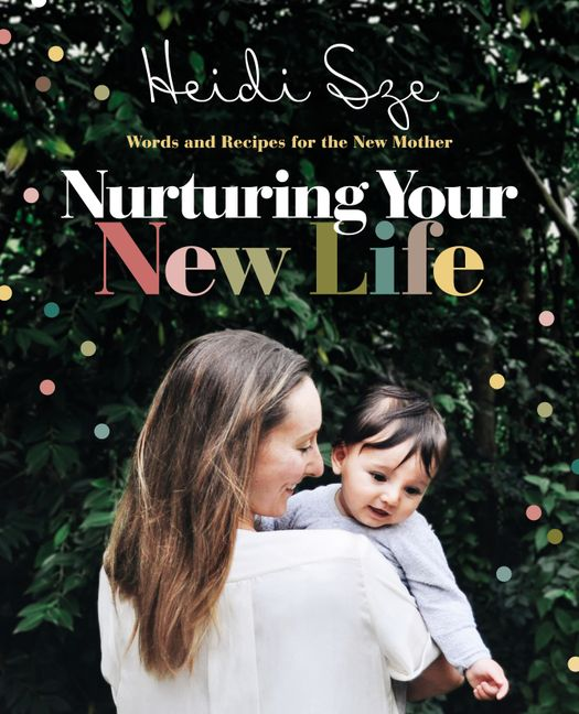 Nuturing Your New Life - Cover 1.jpg