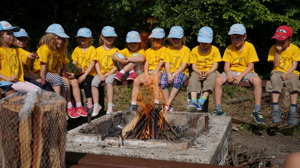 School in nature - Bojnice