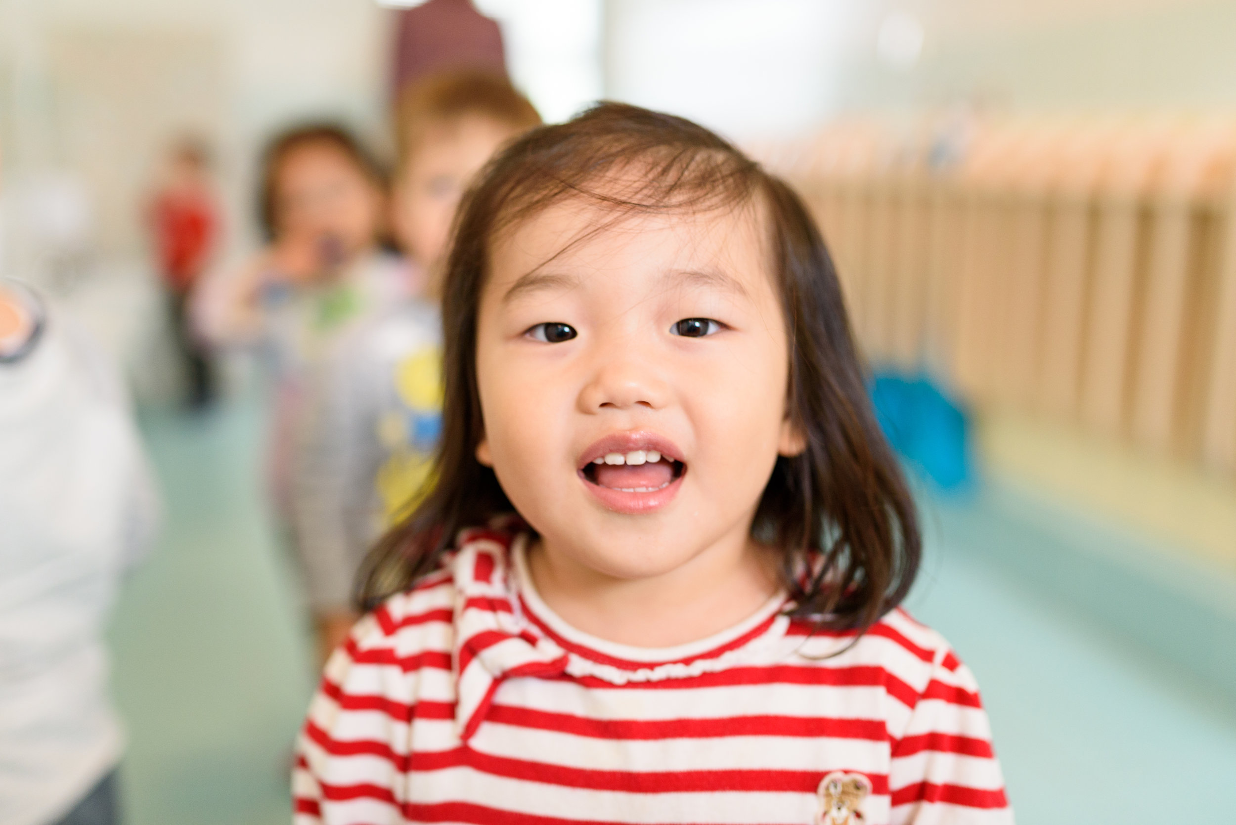 Emphasis of child´s individuality - We are aware that every child is different. They have interests, talents and their own pace of development. We fully respect these characteristics in our children.