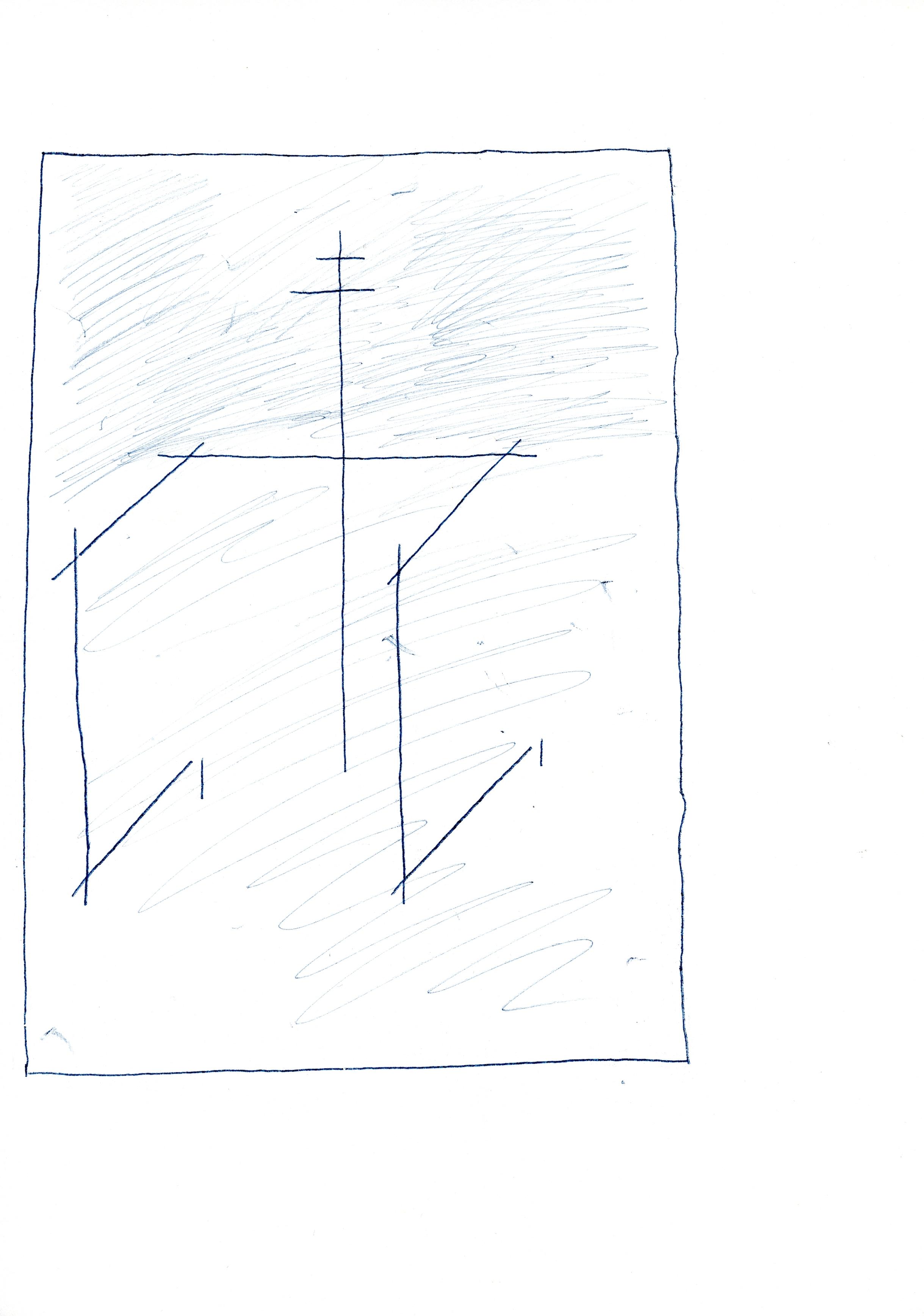 denníkové kresby