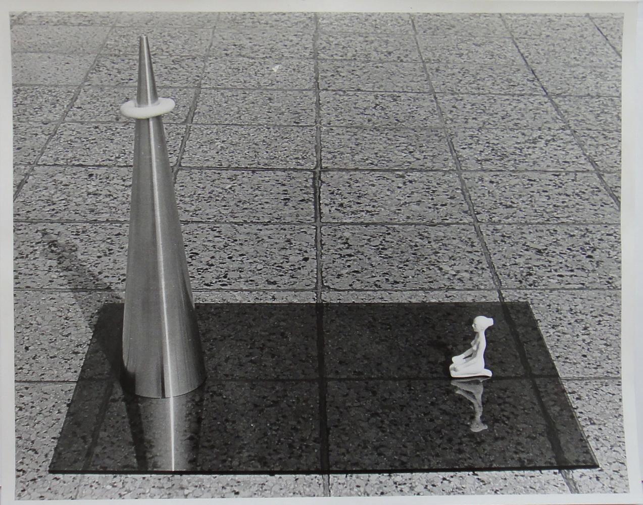 1981, bez názvu, fotografia, 24x30,5 cm