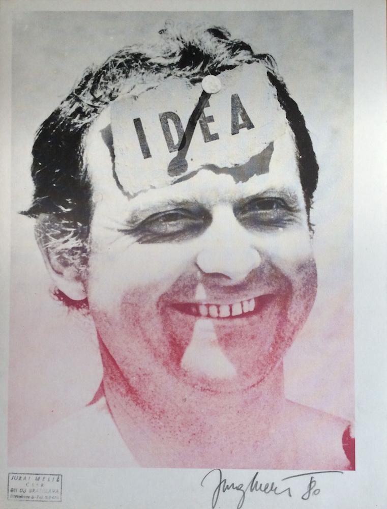 1980, Idea, serigrafia, 41,5x32 cm