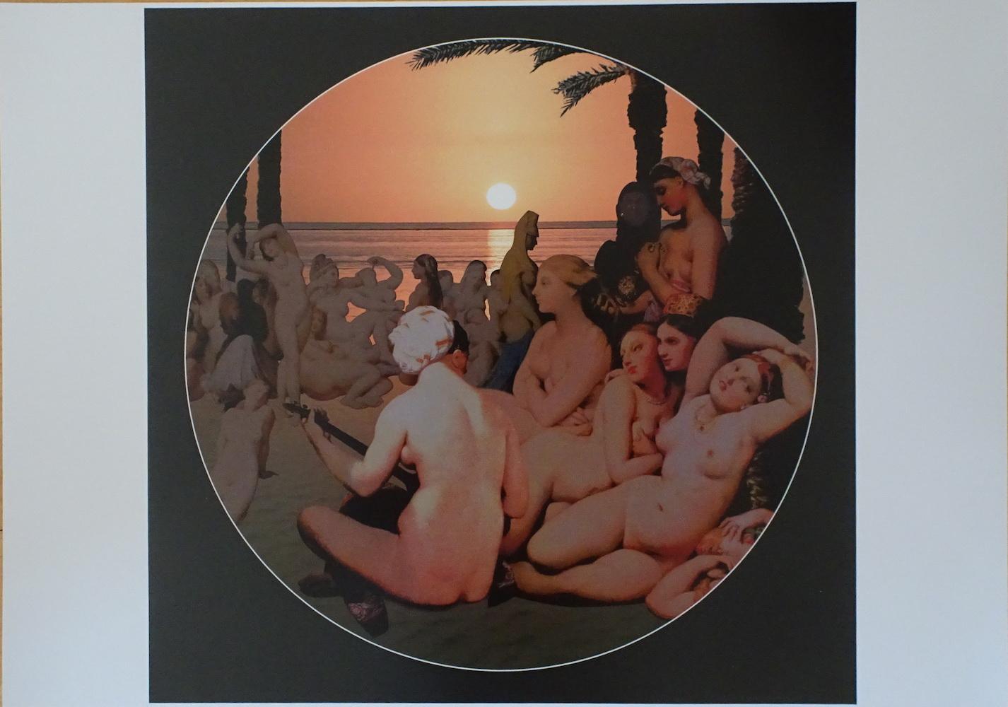 1979, Palm Beach, neskoršia tlač, 29,5x42 cm