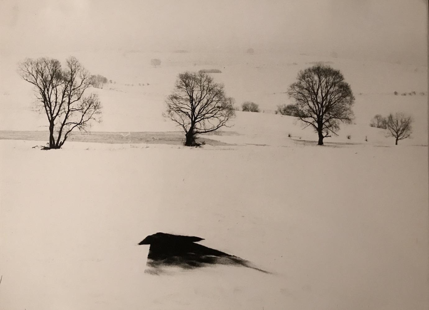 1970, Z mesta von 9, foto L. Paule, 30x40 cm
