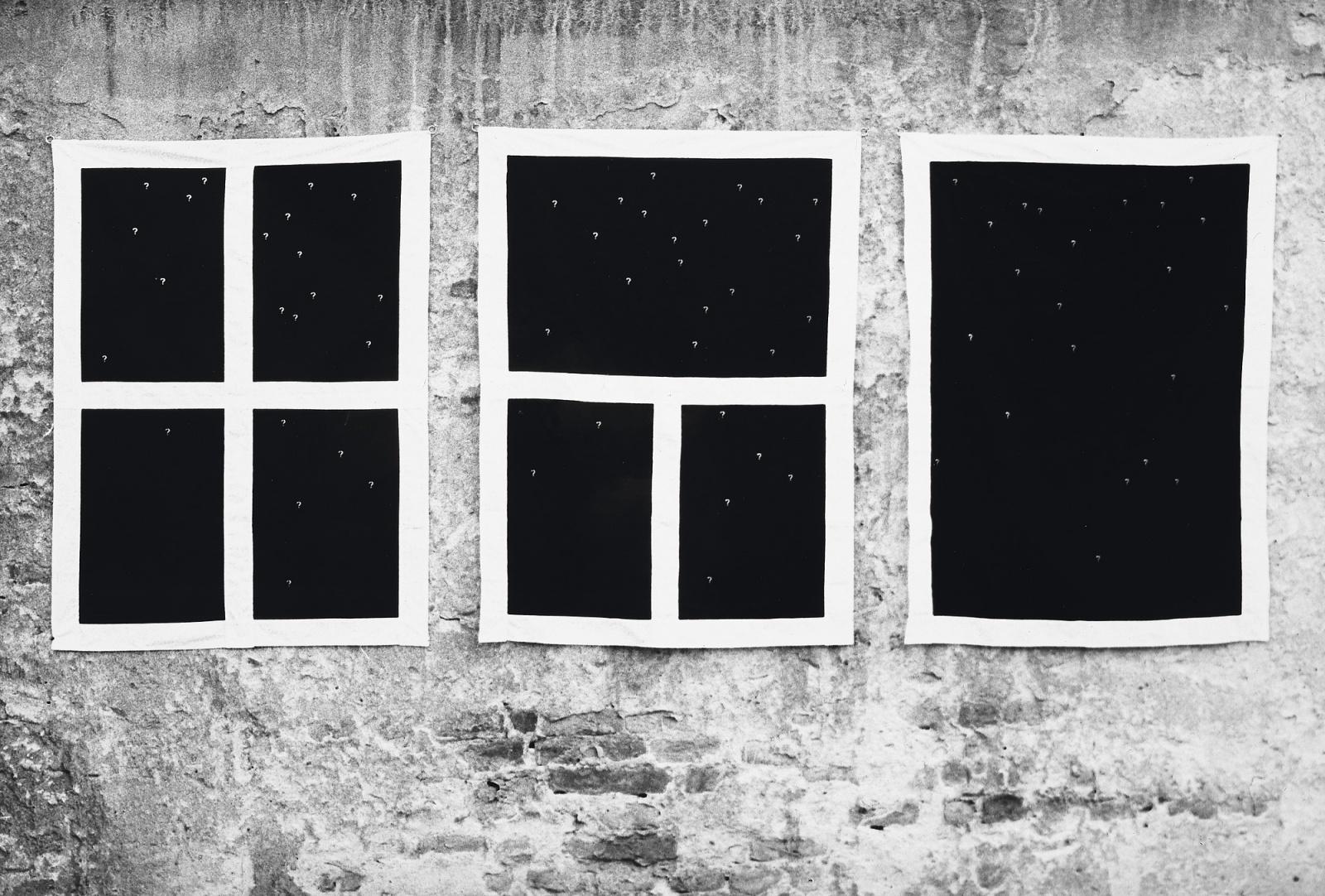 1977, Koán, fotografia, 27,7x39,3 cm