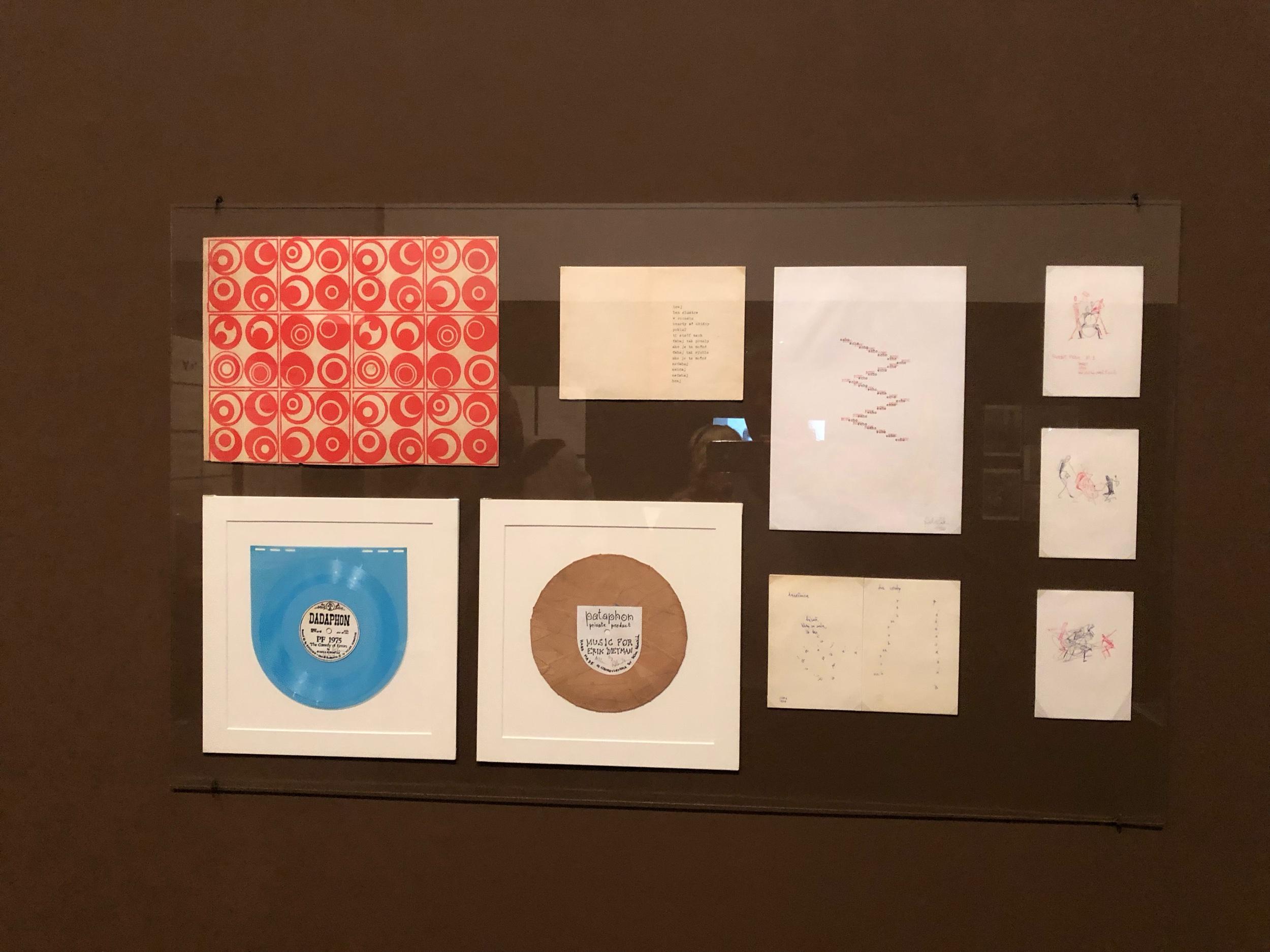 Milan Adamčiak zo zbierky Art and concept Gallery na výstave v GHMP