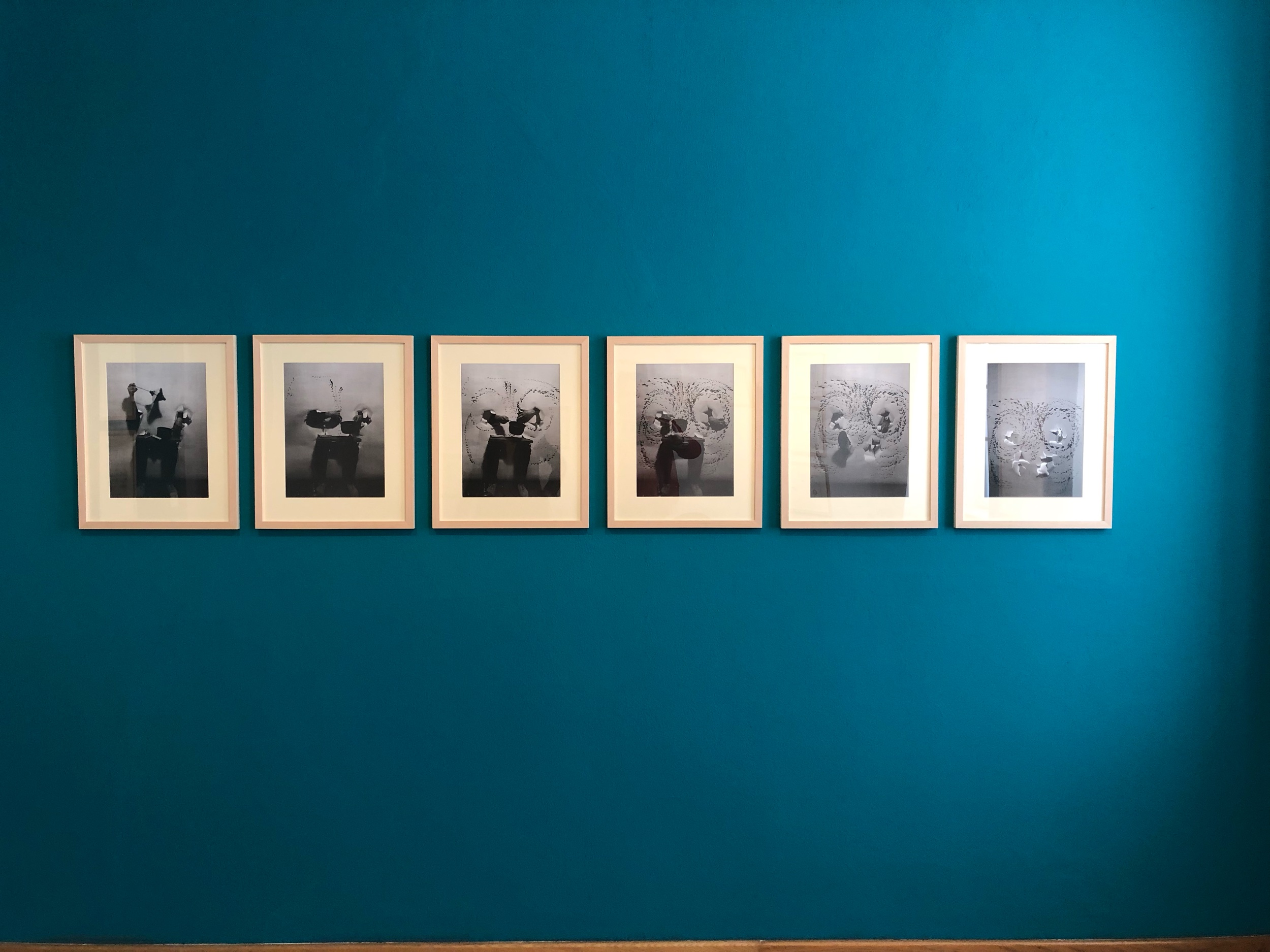 Milan Grygar, foto z výstavy