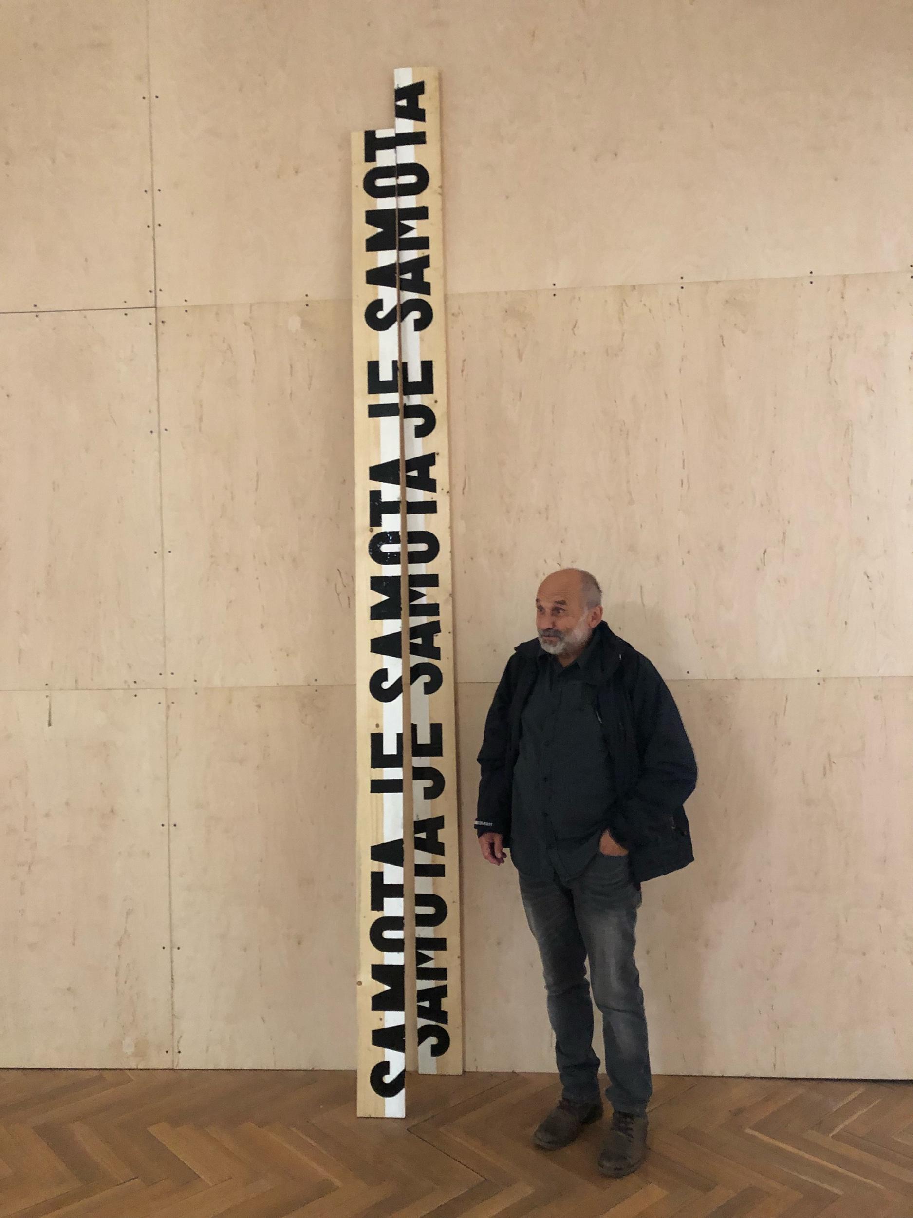 Monogramista T.D, foto z výstavy