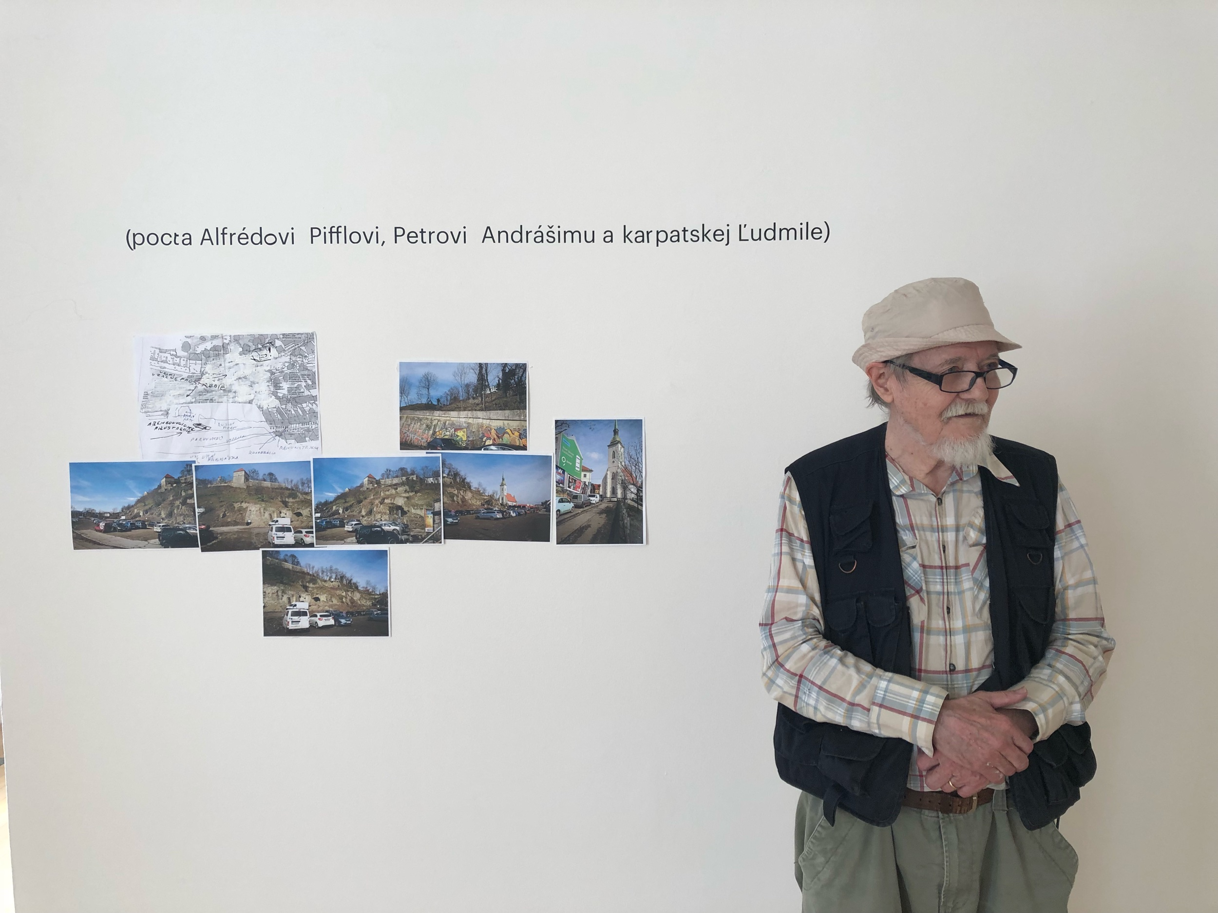 Peter Bartoš, foto z výstavy