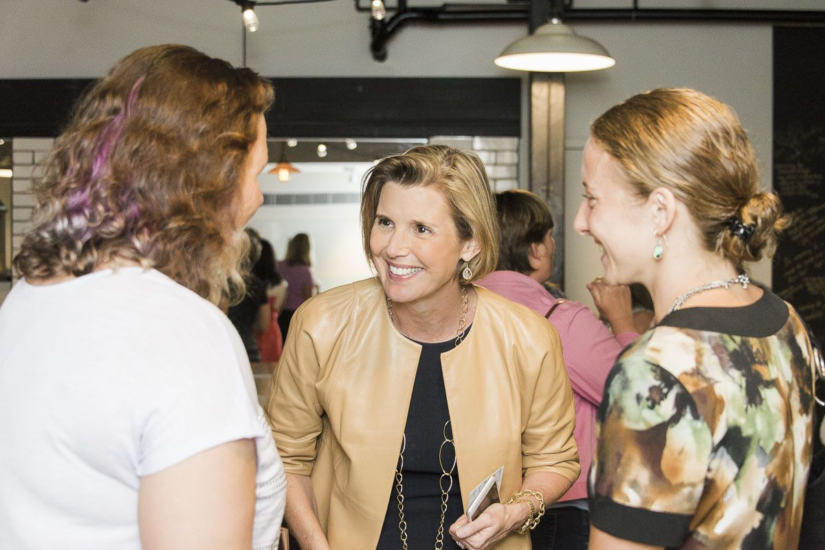 Sallie Krawcheck, founder and CEO of Ellevest, talks with women in Denver about her favorite subject: women and money. An honest disruption of money's masculine gaming might be good for all of us. Relationships build trust, foundational for any economy, and females are good at relationships, she says.