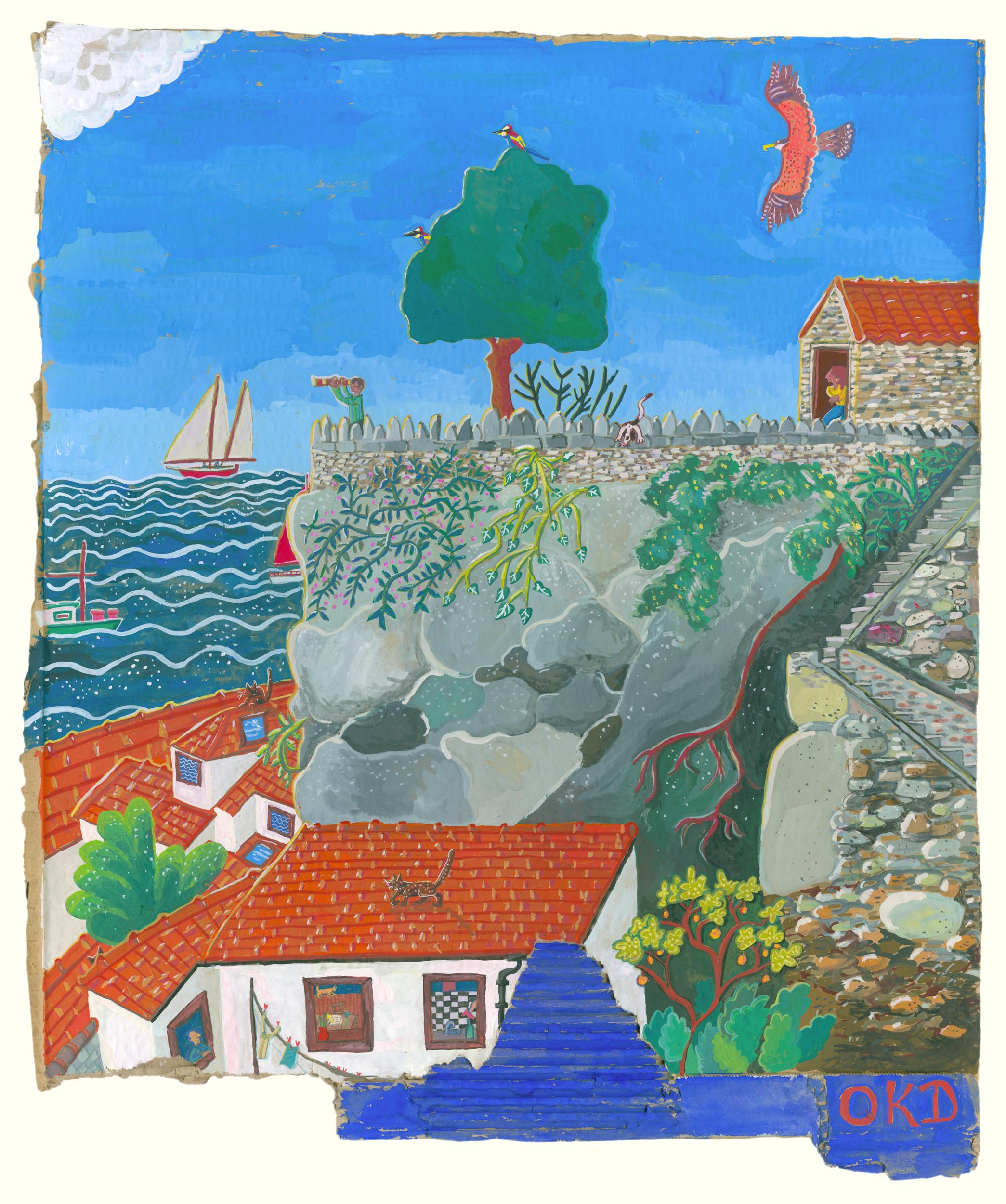 A  private commission made in Porto