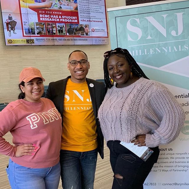 Join the SNJ Millennials community today by visiting www.snjmillennials.org/membership! ::: www.snjmillennials.org • @snjmillennials ::: #SNJMillennials #TheFutureIsHere #PursueYourPotential #JoinToday ...
