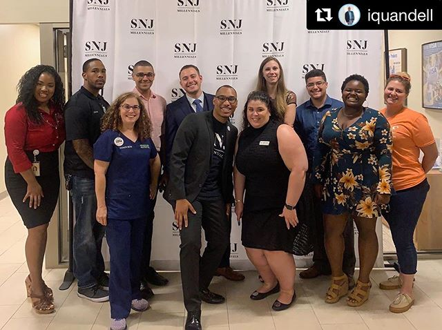 "#Repost @iquandell with @southjerseyfcu ::: Great things never came from comfort zones. 🚀 ::: SNJ Millennials - Building Momentum: ""Performance Driven!"" South Jersey Federal Credit Union Wednesday, July 31st 6:30pm • • • #activism #businessman #causes #change #charity #dogood #donate #empowerment #entrepreneur #feature #fundraising #global #inspiration #leadership #millennial #nonprofit #philanthropy #professional #socialmedia #tenacious #volunteer"