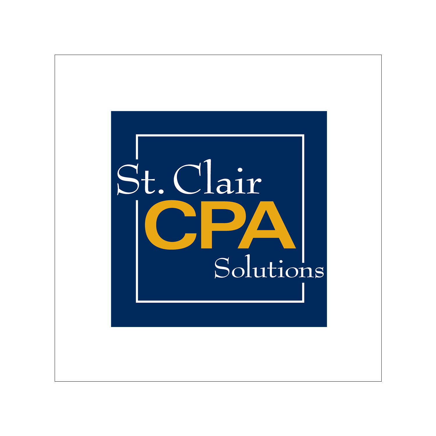St. Clair CPA Solutions