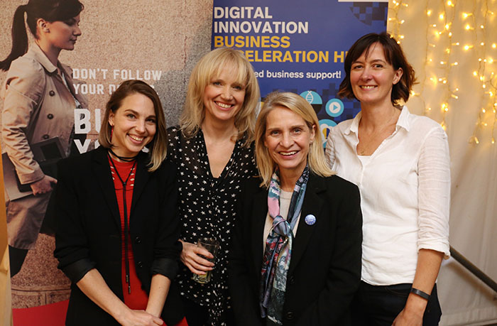 The Panelists with Wera Hobhouse MP