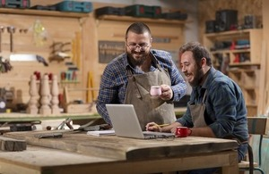 s300_Two_woodwork_designers_in_their_workshop_via_Fh_Photo_at_Shutterstock.jpg