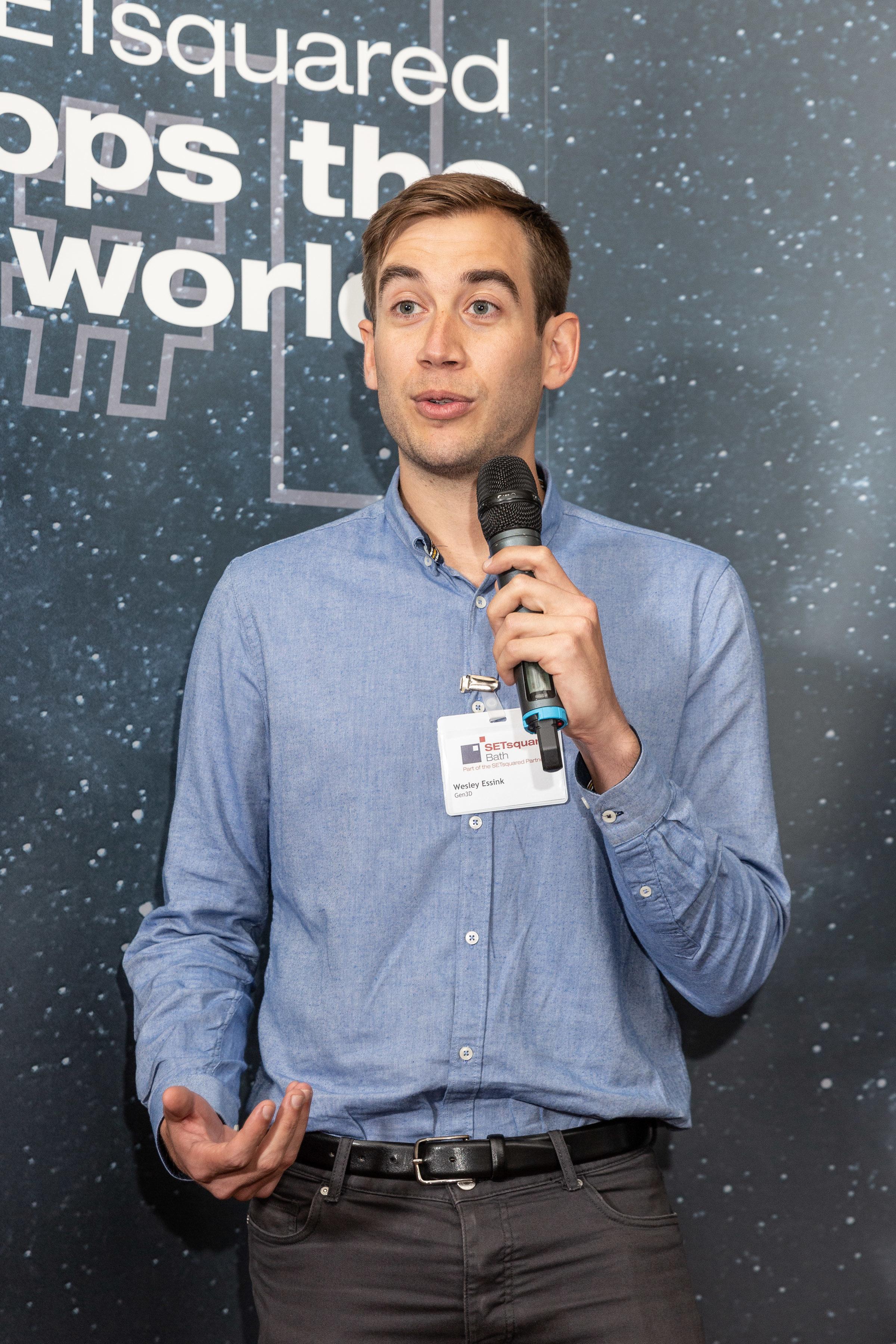 Wesley Essink | Gen3D Ltd