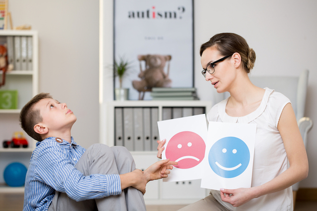 Developing social skills is essential for those with an Autism Spectrum Disorder.