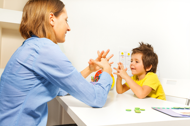 ABA therapy is the gold standard for autism treatment in the US.