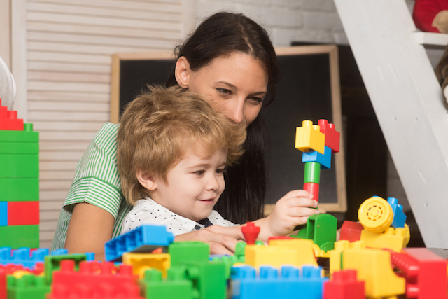 Parent-Child Interaction Therapy helps strengthen the bond between caretaker and child while increasing safety, security, a sense of calm, and self-esteem.